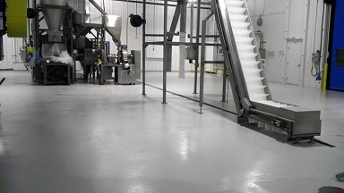 Commercial Floor Coatings Sacramento - Northern California