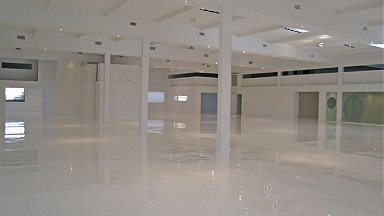 Industrial Floor Coatings Sacramento - Northern California